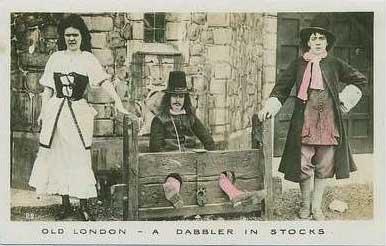 dabbler in stocks