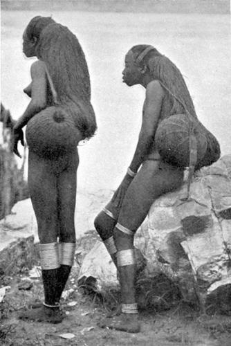 women hunters